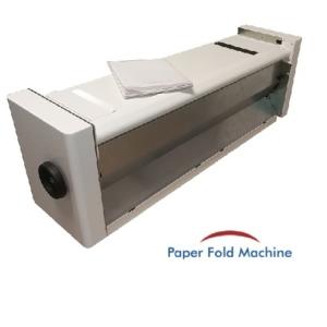 Electric A0 folding machine