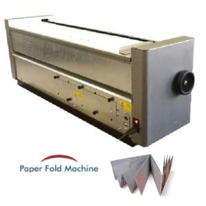 Máquina plegable PFM 205 solución ideal para oficinas pequeñas