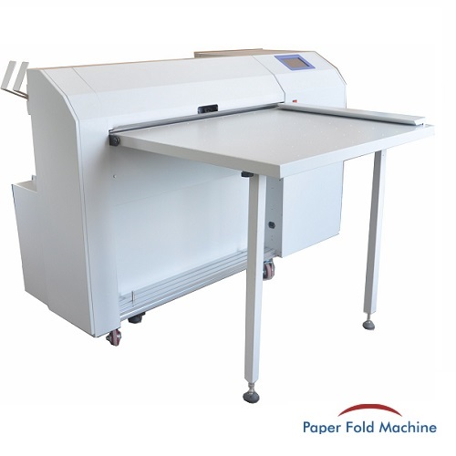 price and feature of Automatic Wide Format Folding Machine
