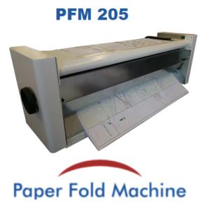 PFM 205 plieuse electric